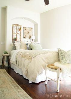 Before + After: Project Riverrun Guest Room — Sundling Studio #beforeandafter #interiordesign #roommakeover #bedroom #bedroomideas