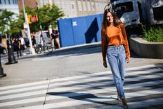 nyfw street style spring 2016  #streetstyle #fashion #trends2016 #fashionstyle   http://www.bykoket.com/inspirations/category/trends/fashion