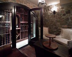 San Francisco Bay Area - Dc Metro Wine Cellar Kitchen Cabinets Design, Pictures, Remodel, Decor and Ideas
