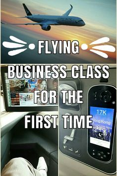 Flying Cathay Pacific's Airbus A350 Business Class For The First Time - Man Of Wanders