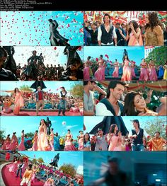 Krrish 3 (2013) BRRip Full Video Songs 720P HD   Download movies music and hacks all at one place