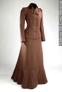 Suit 1898 The McCord Museum