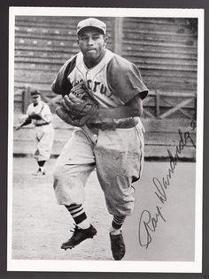 Ray Dandridge Negro Leagues Baseball Star Photo Modern Postcard | eBay