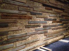 Smart idea using the plywood.
