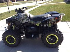 Used 2016 Can-Am RENEGADE X XC 1000 ATVs For Sale in Nebraska. 2016 Can Am Renegade 1000R X XC with 13 hours. Like new, has Yoshimura/Can Am exhaust, full Can Am aluminum skid plates, Warn 3500S winch, radiator protector, Pitbull Growler tires.