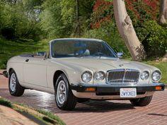 Jaguar XJ6 Series III Cabriolet (conversion)