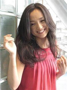 永作博美 Hiromi Nagasaku Japanese actress
