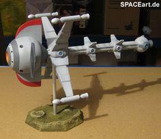 Captain Future: Comet, Modell-Bausatz ... http://spaceart.de/produkte/cpf001.php