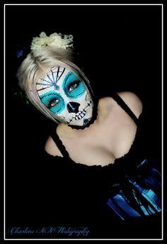 (2) Creative, Theatrical & Period! Fashion Stylist, Makeup Ideas, Period, Halloween Face Makeup, Stylists, Creative, Facepaint Ideas