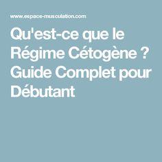 Qu'est-ce que le Régime Cétogène ? Guide Complet pour Débutant