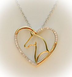 Golden Horse Necklace – Tees Are Me Equestrian Jewelry, Horse Jewelry, Cowgirl Jewelry, Equestrian Outfits, Equestrian Style, Cute Jewelry, Gold Jewelry, Jewelry Necklaces, Metal Jewelry