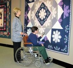 Quilt museum in Padacuh, KY