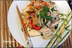 Keskonmangemaman?: Poulet Chop Suey pour compile moi un menu Chop Suey, Menu, Turkey, Chicken, Food, Chinese New Year, Recipe, Menu Board Design, Turkey Country