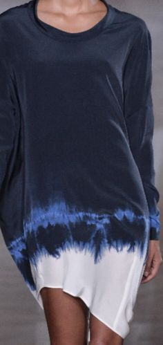 Fall/Winter 2014 STELLA MCCARTNEY. I would wear this with my bellbottoms and navy blue guitar scarf. :)