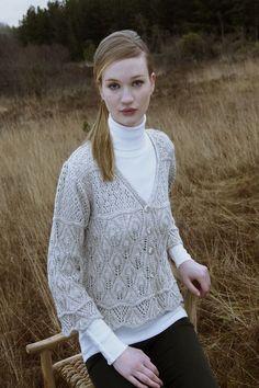 Aran Knitwear by Natallia Kulikouskaya for Arancrafts of Ireland ...