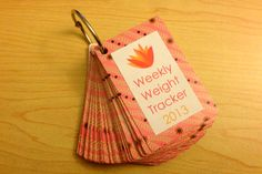 Make your own Weekly Weight Tracker, from Corson Corson Grayson Weight Loss Binder, Weight Loss Journal, Weight Loss Goals, Weight Loss Motivation, Best Fitness Band, Fitness Tips, Fitness Binder, Fitness Programs, Fitness Journal