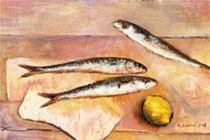 Cave to Canvas Gino Severini, Giacomo Balla, Italian Futurism, Fish Tales, Famous Words, Italian Painters, Still Life Art, More Words, Painting & Drawing