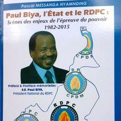 CAMEROUN :: Un livre pour parler du chef de l'Etat et de ses œuvres :: CAMEROON