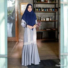 Casual Syari by Other Hijab Casual, Fashion, Moda, Fashion Styles, Fashion Illustrations