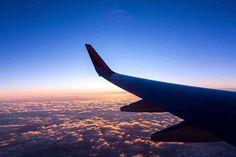 15 tipů kde najít ty nejlepší akční letenky Airplane View