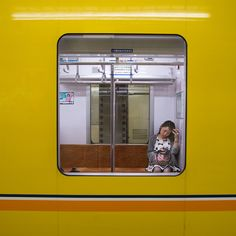 Tokyo is the most fascinating and bizzare cityin the world! One of the reasons is for sure the subway.