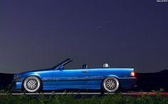 Bmw 3 Series E36 Cabrio
