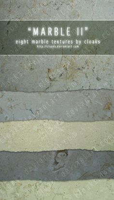 Marble II Texture Pack by `cloaks