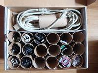 empty TP rolls  - ingenious