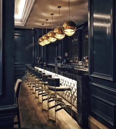 Room_Whiskey bar How Do I Get My Child to Be Polite? Lounge Design, Bar Lounge, Design Hotel, Interior Design Minimalist, Bar Interior Design, Restaurant Interior Design, Cafe Design, Vintage Restaurant Design, Cafe Bar