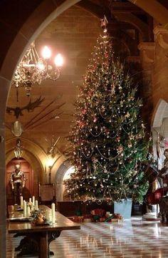 Christmas season house decor