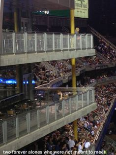 Target Field, where you true love is one Budweiser level away, but you're too drunk so go look.