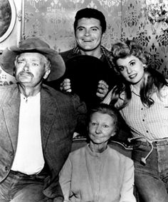 THE BEVERLY HILLBILLIES - Remember the words?  I'll start you off:  Come and listen to a story 'bout a man named Jed ... you finish the rest!