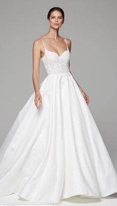 courtesy of Anne Barge wedding dresses; www.annebarge.com