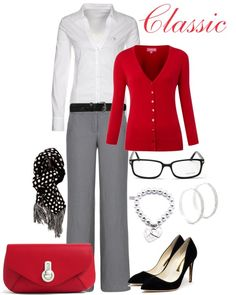 """Classic style=classy"" by deedee22371 on Polyvore"