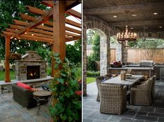 A great backyard set up is not quite complete without something to make it cozy. Stay warm this fall with a wonderfully decorative fire pit.