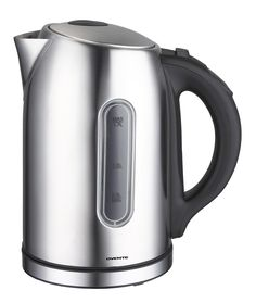 Amazon.com: Ovente KS88S Temperature Control Stainless Steel Electric Kettle, 1.7 L, Brushed: Kitchen & Dining