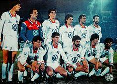 Club nacional de football 1988