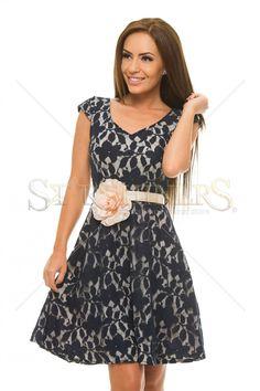 LaDonna Powerful Love DarkBlue Dress