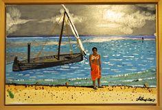 Acrylmalerei von Klaus 2004