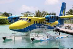 De Havilland Canada DHC-6-300 Twin Otter aircraft picture again.. So so so pretty ❤