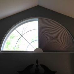 Blackout Blind For Round Window