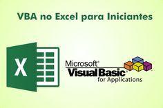 Conheça os principais comandos de VBA no Excel. Microsoft Excel, Vba Excel, Studyblr Notes, Excel Macros, Fairy Tales For Kids, E Words, Data Processing, Data Science, Digital Marketing