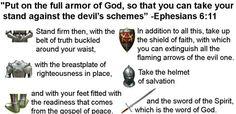 Full armor of God - Google Search