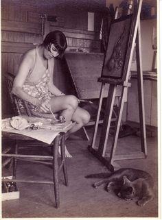 Wanda Gág (American, 1893–1946).