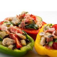 Preparing Stuffed Vegetables with links for recipes SBD