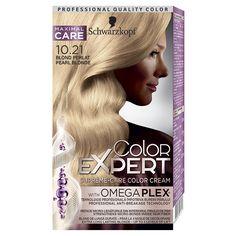 Noua vopsea de par@Schwarzkopf Professional Romaniacu#omegaplex face minuni la tine acasa #buzzstore #schwarzkopf #romania #buzzcolorexpert #inovation #vopseadepar #bloggers #blogger #instablogger #newlook #colorexpert #omegaplexhair #omegaplex® #blondehair #blonde #blondegirl #blondegirls #beforeandafter   Vopsea de par COLOR EXPERT 10-21 Blond Perlat, 147 ml