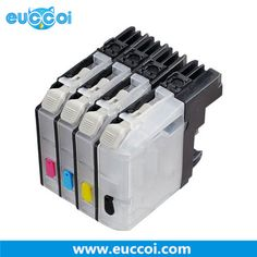 Compatible refillable cartridge Brother LC123 LC125 LC127 ink cartridge for Brother MFC-J4310DW/J4410DW/J4510DW/J4610DW/J4710DW,Brother MFC-J4410DW/4510DW/4610DW/4710DW,Brother DCP-J4110DW Brother MFC-J4410DW/J4510DW