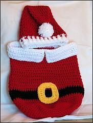 Santa hat and cocoon. Blaze needs one of these!