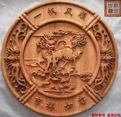 Chinese craft of Dongyang wood carving Chinese Crafts, Wood Sculpture, Chinese Style, Wood Carving, Wood Wall, Wood Crafts, Illusions, Hand Carved, Creatures