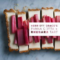 Spring's Must-Make Rhubarb Recipe